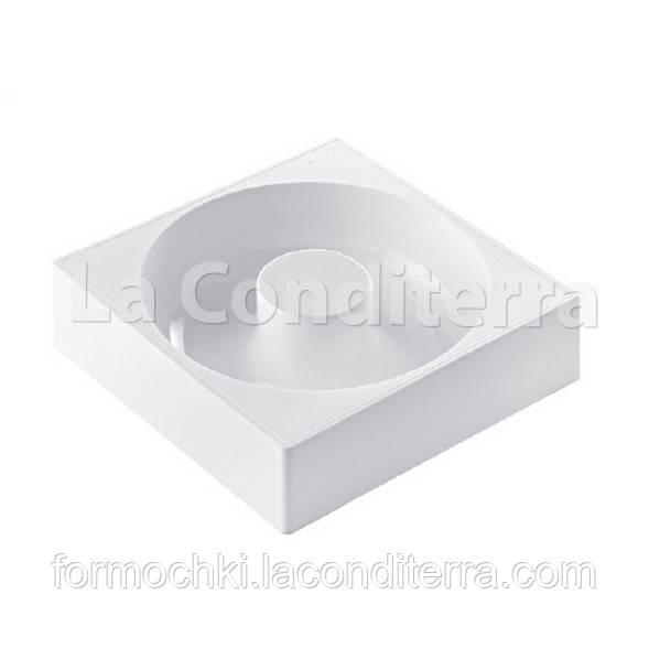 Силиконовые формы для десертов SILIKOMART SAVARIN SAV160/80 H40 (d=160/80 мм, объем=532 мл)