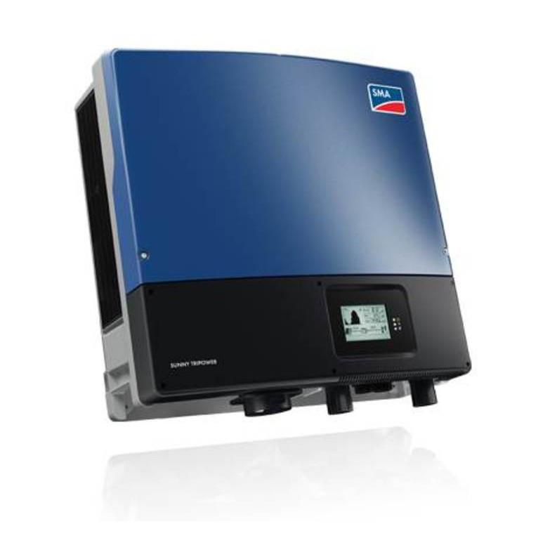 Мережевий інвертор SMA Sunny Tripower 15000TL 15 кВт 3 фази