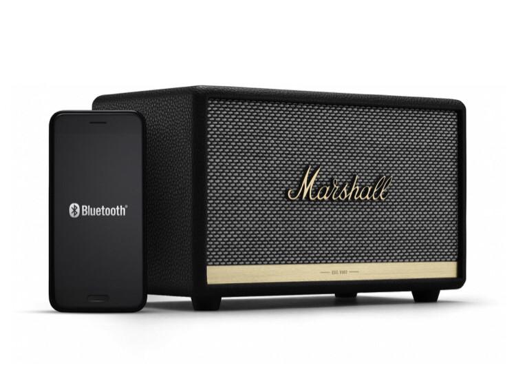 Акустическая система Marshall Louder Speaker Acton II Bluetooth Black
