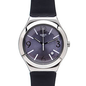 Чоловічий годинник Swatch Silver