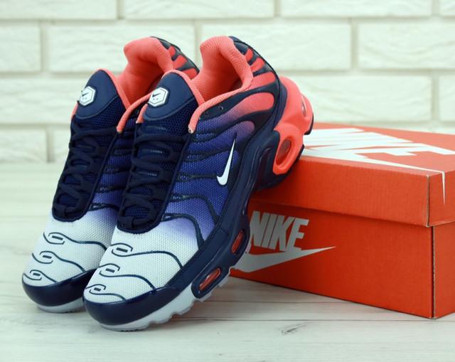 Мужские зимние кроссовки Nike фото