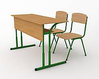 Парты и стулья для «новой школы»