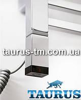 Новинка 2015 года - электрический ТЭН для полотенцесушителей квадратной формы доступен в 2-х размерах 30х30, и 30х40