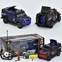 Машина-джип «Поліція» на радіокеруванні 666-710 А