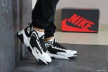 Чоловічі кросівки Nike Zoom 2K,чорно-білі, фото 2
