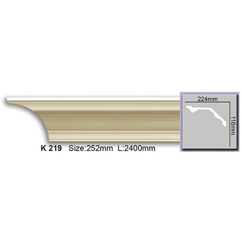 Карниз Harmony K219 (116x224)мм