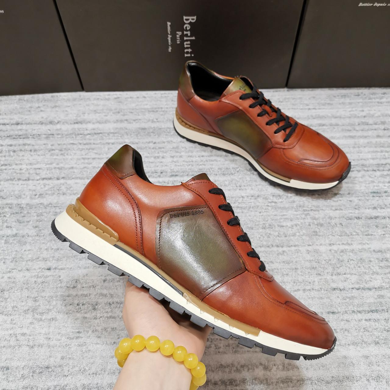 Мужские кроссовки Berluti