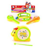 Детский набор музыкальных инструментов Tongde 1076660 R/Y 88-28 B
