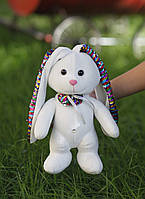 Мягкая игрушка Зайка Мупси с пайетками, фото 1