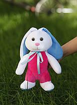 Мягкая игрушка зайка Мупси