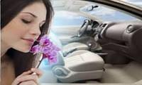 Уничтожение запахов в салоне автомобиля. Дезодорация.