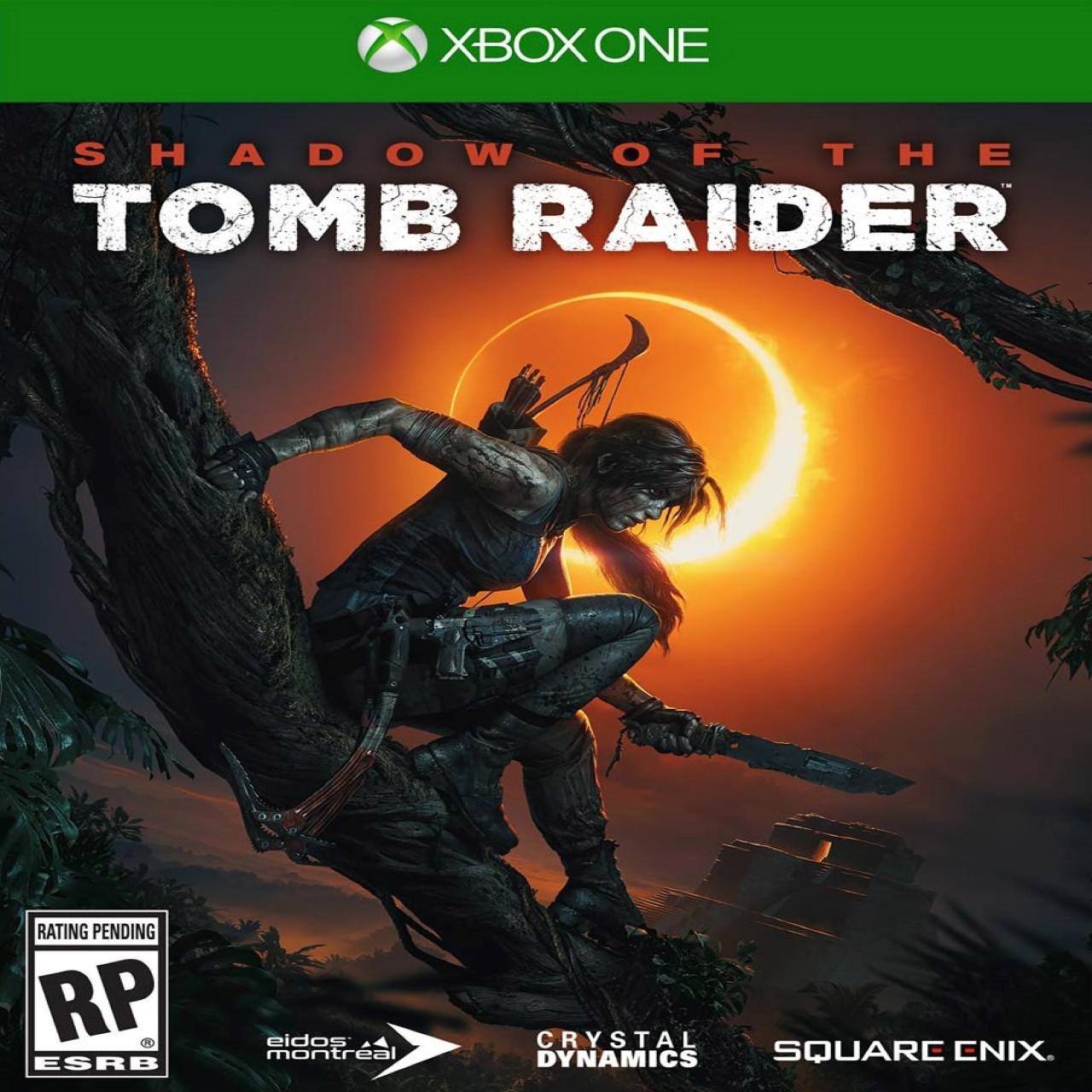 Shadow of the Tomb Raider (російська версія) XBOX ONE