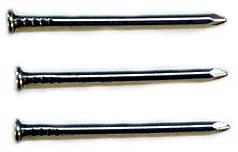 Гвозди (каблучные)  К-16,18,20,22(диаметр 1,5мм)