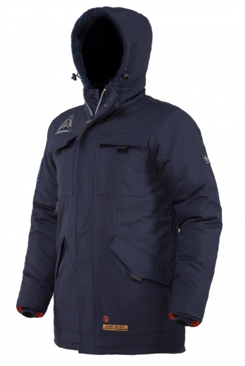 Зимняя мужская куртка Mars Parka AIRBOSS