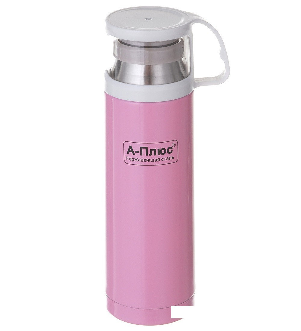 Термос  A-PLUS 500 мл (1779) Розовый