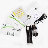 Стартовый набор Eleaf iJust 3 Kit with ELLO Duro 6.5ml and 2ml Black (vol-382), фото 4