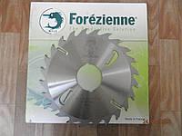 Пилы дисковые Forezienne для продольной резки KV 300*1,8/2,5*30 Z=28+4