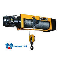 Тельфер «Yantra» 1000 кг, стационарный, 6,3 м, полиспаст 2х1