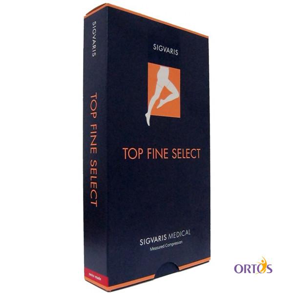 Чулки компрессионные Sigvaris 1 кл. компрессии, серия Top Fine Select