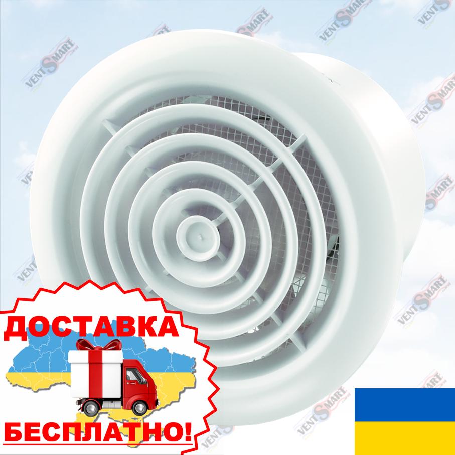 Потолочный вытяжной вентилятор Вентс ПФ (Vents PF) 100/125/150