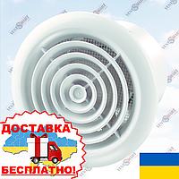 Потолочный вытяжной вентилятор Вентс ПФ (Vents PF) 100/125/150, фото 1