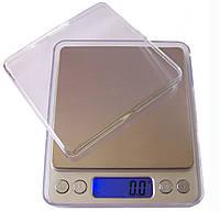 Весы ювелирные профессиональные ACS 500 гр (0.01гр) BIG