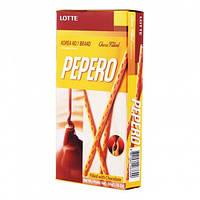 Печенье  Lotte Pepero Choco Filled 50 g, фото 1