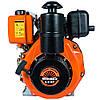 Двигатель дизельный Vitals DM 6.0s (шлицевое соединение), фото 4