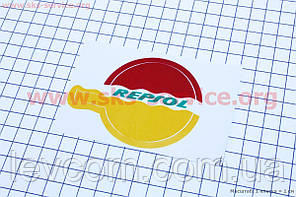 "Наклейка ""Repsol"" 7х12, 0516A"