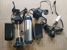 Электро набор 12Ач для велосипедов 350W/36V  полный + велокомпьютер