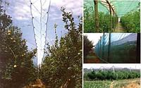 Затеняющая сетка для теплиц, растений TS - 60 - S 65% (3*100м), Церез