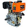 Двигатель дизельный Vitals DM 6.0k (шпоночное соединение), фото 3