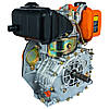 Двигатель дизельный Vitals DM 6.0k (шпоночное соединение), фото 4