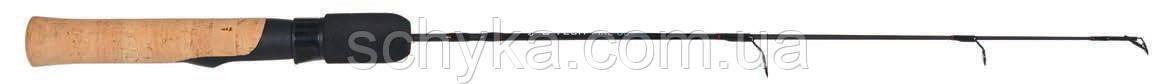 УДИЛИЩЕ ЗИМНЕЕ разборное Lucky John C-Tech PIKE 60  (графіт)  LJ115-01