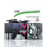 Стартовый набор Eleaf iJust 3 Kit with ELLO Duro 6.5ml and 2ml Blue (vol-385), фото 2