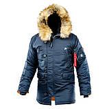 Зимняя мужская куртка Winter Parka AIRBOSS, фото 3