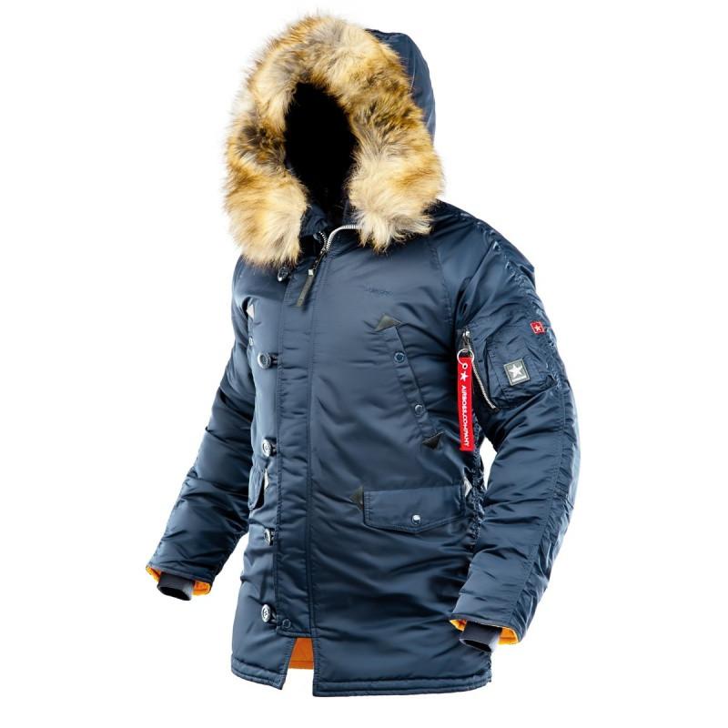 Зимняя мужская куртка Winter Parka AIRBOSS