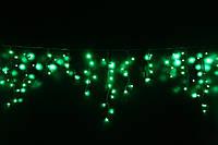 Уличная светодиодная гирлянда бахрома Lumion Icicle Light (2010-DE) 120 led цвет зеленый без каб пит