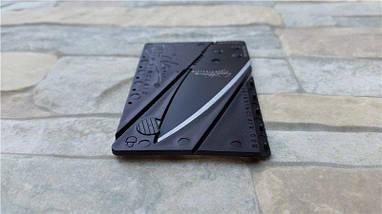 Нож кредитная карта CardSharp   , фото 3