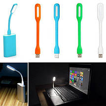 Гибкий USB LED фонарик , фото 2