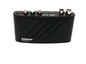 Цифровой Тюнер Т2 Romsat T8005HD , фото 3