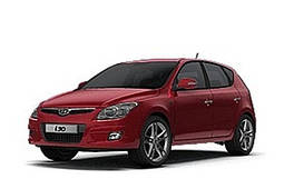 Чехлы Hyundai i30 2007-2012