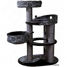 Игровой комплекс для котов Elegant с лежанками для кошки и когтеточкой, фото 2