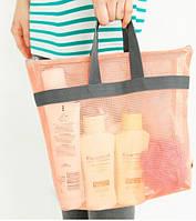 Дышащая сумка Summer Sun , летняя пляжная сумочка