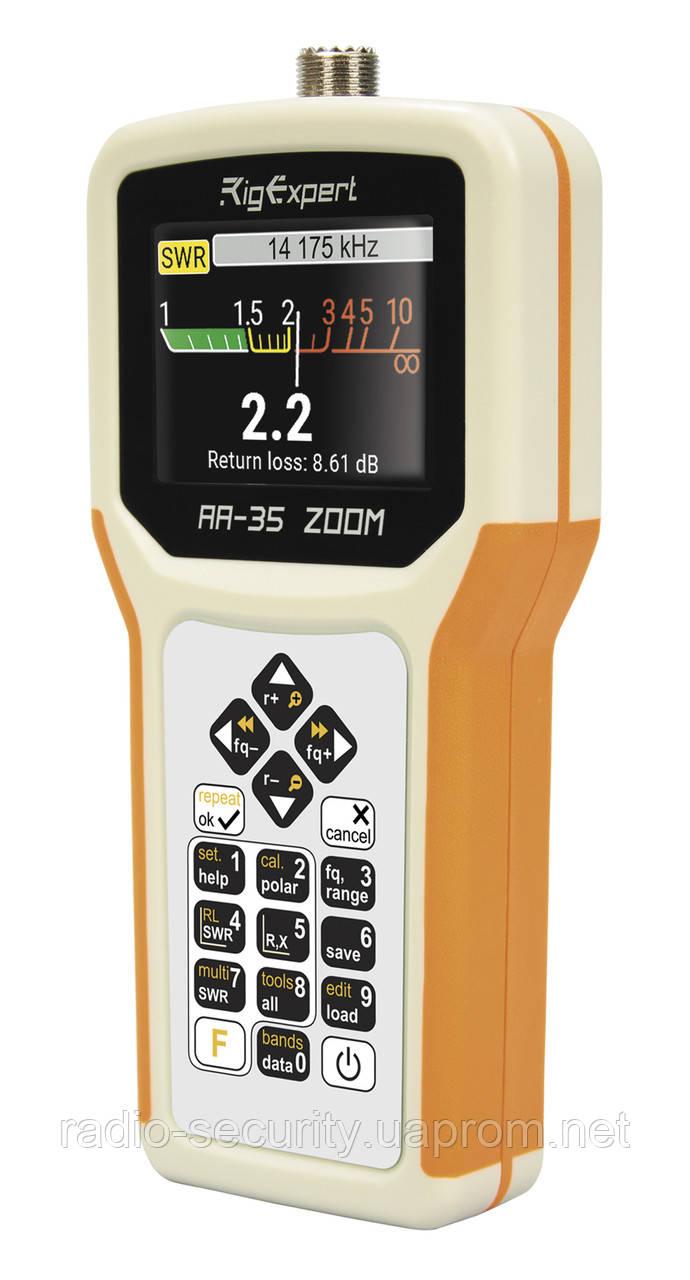Анализатор антенн RigExpert AA-35