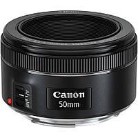 Объектив Canon EF 50mm f/1.8 STM (в наличии  в магазине)