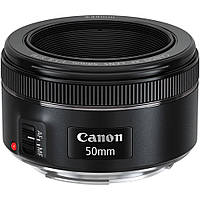 Объектив Canon EF 50mm f/1.8 STM Гарантия от производителя ( В магазине ), фото 1