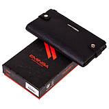 Женский кошелек Eminsa 2117-18-1 кожаный черный, фото 6