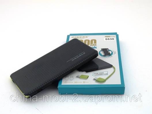 Pineng PN952 power bank 5000mAh мобильная зарядка, фото 2