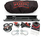 Лебедка Dragon Winch DWT 14000 HD 24V, фото 4
